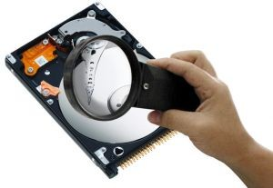 Replacement hard drive
